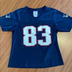 Patriots Wes Welker jersey size small
